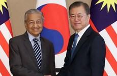 Establecerán Corea del Sur y Malasia asociación estratégica