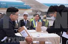 Finalizan repatriación de restos de víctimas vietnamitas de la tragedia en Essex