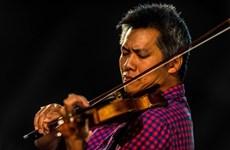 "Actuará violinista vietnamita-francés en ""Noche de Tchaikovsky"""