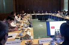 Asiste Alemania a Vietnam en capacitación de administradores en la salud