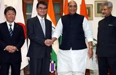 Japón y la India se comprometen a colaborar con ASEAN por la paz y prosperidad
