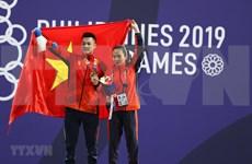 Vietnam ocupa temporalmente segundo puesto en juegos sudesteasiáticos