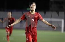 Vietnam remonta y vence 2-1 a Indonesia en juegos deportivos sudesteasiáticos