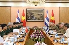 Envían dirigentes de Vietnam felicitaciones por LIX aniversario del establecimiento de relaciones con Cuba