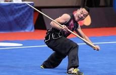 Aporta el Wushu la primera medalla para Vietnam en segunda jornada de SEA Games 30
