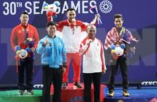 Cosecha Vietnam medallas de plata en segunda jornada de los Juegos Deportivos del Sudeste Asiático