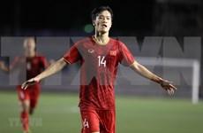Alaban actuación de selección de fútbol de Vietnam en partido contra Indonesia durante torneo regional