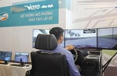 Lanzan en Vietnam sistema de simulador de conducción