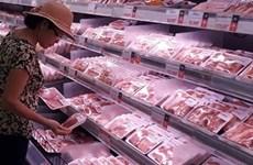 Asiste Dinamarca a Vietnam para la seguridad alimentaria de la carne de cerdo