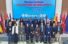 Efectúan en Vietnam Conferencia de Jóvenes Científicos de la ASEAN 2019