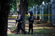 Reportan dos heridos tras explosión en capital de Indonesia