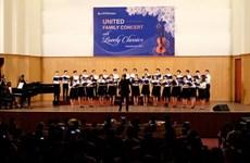 Ofrecerán artistas vietnamitas y sudcoreanos concierto en Ciudad Ho Chi Minh