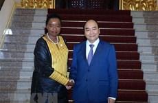 Primer ministro de Vietnam aboga por robustecer cooperación comercial con Kenia
