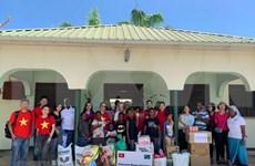 Apoya la Asociación de Mujeres Vietnamitas en Tanzania a huérfanos