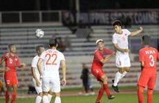 SEA Games 30: Vietnam da paso hacia semifinales tras vencer 1-0 a Singapur
