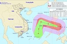 Orientan en Vietnam medidas preventivas ante la llegada del tifón Kammuri