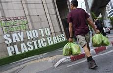Eliminarán en Tailandia el empleo de bolsas plásticas en comercios