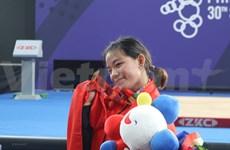 Obtiene Vietnam medallas de oro en halterofilia y esgrima en juegos deportivos sudesteasiáticos