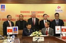 Impulsa empresa vietnamita de seguros cooperación integral con Swiss Life Network