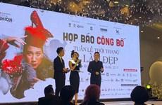 Celebrarán en Hanoi Semana Internacional de la Moda de Vietnam
