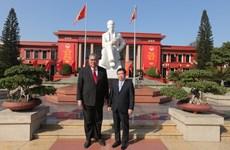 Miguel Mejía agota exitosa agenda en Vietnam que consolida las relaciones diplomáticas con República Dominicana