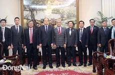Busca provincia vietnamita de Dong Nai recaudar más inversiones singapurenses