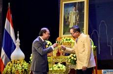 Celebran en Hanoi Día Nacional de Tailandia