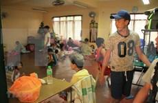 Tifón Kammuri deja dos muertos en Filipinas