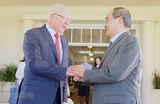 Busca Ciudad Ho Chi Minh diversificar cooperación con Australia
