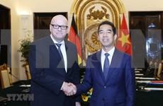 Vietnam y Alemania buscan agilizar asociación estratégica