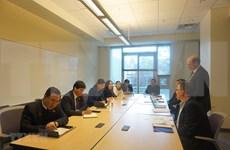 Adquiere Vietnam experiencias legislativas en Canadá