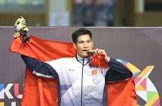 Obtiene Vietnam medallas de oro en Pencak Silat durante Juegos del Sudeste Asiático