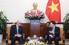 Valora Vietnam las relaciones con Alemania