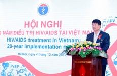 Vietnam en camino para poner fin a la pandemia de SIDA