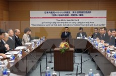 Realizan Partidos Comunistas de Vietnam y Japón intercambio teórico