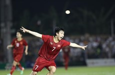 Avanza Vietnam a la final de fútbol femenino de SEA Games 30