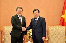 Amplían Vietnam y Mongolia los lazos comerciales