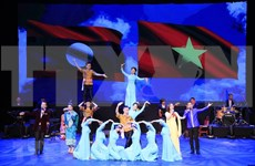 Inauguran Semana Cultural de Vietnam en Laos