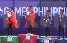 SEA Games 30: Ly Hoang Nam gana histórica medalla de oro para tenis de Vietnam
