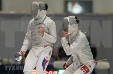 SEA Games 30: Gana Vietnam otra medalla de oro en esgrima