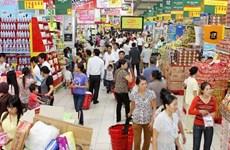 Vietnam registra récord de ventas minoristas