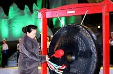 Presidenta del Parlamento vietnamita asiste a inauguración de semana cultural en provincia norteña