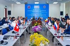 Profundiza Vietnam cooperación con países francófonos en mantenimiento de la paz