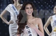 Nguyen Tran Khanh Van gana título más alto del Miss Universo Vietnam 2019