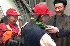 Realiza Vietjet Air con éxito primer vuelo directo Hanoi- Nueva Delhi