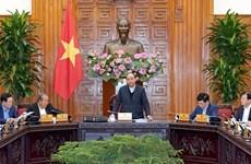 Premier de Vietnam preside reunión gubernamental sobre vínculos con Laos