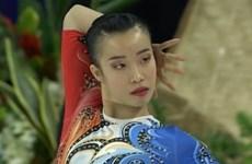 SEA Games 30: Gana Vietnam medalla de oro en gimnasia aeróbica