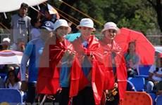 SEA Games 30: Vietnam con cosecha de oros en octavo día de competencia