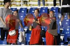 Provoca el  fútbol un alud de turistas vietnamitas en Filipinas