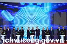 Presentan portal nacional de servicios públicos de Vietnam